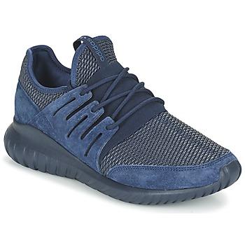 Schoenen Lage sneakers adidas Originals TUBULAR RADIAL Marine