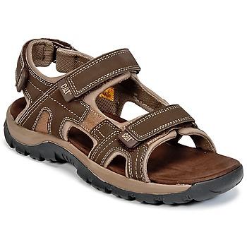Schoenen Heren Sandalen / Open schoenen Caterpillar GILES Brown