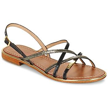 Schoenen Dames Sandalen / Open schoenen Les Tropéziennes par M Belarbi BELLE Zwart