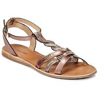 Schoenen Dames Sandalen / Open schoenen Les Tropéziennes par M Belarbi HAMS Brons