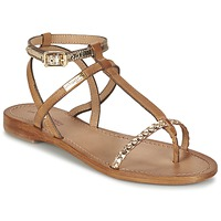 Schoenen Dames Sandalen / Open schoenen Les Tropéziennes par M Belarbi HILATRES Brown / Goud
