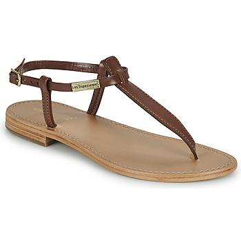 Schoenen Dames Sandalen / Open schoenen Les Tropéziennes par M Belarbi NARVIL Brown