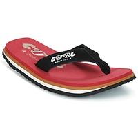 Schoenen Heren Slippers Cool shoe ORIGINAL Rood / Zwart