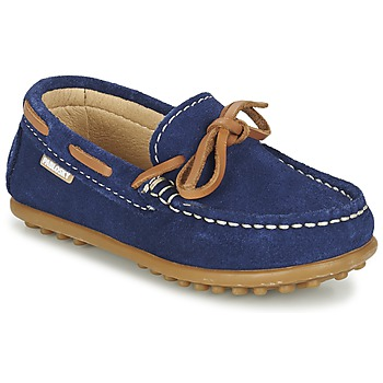 Schoenen Jongens Bootschoenen Pablosky RACEZE Blauw