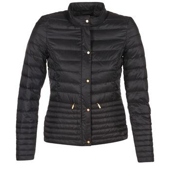 Textiel Dames Dons gevoerde jassen Esprit DOUDIALO Zwart