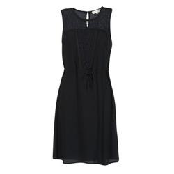 Textiel Dames Korte jurken Cream DONA Zwart