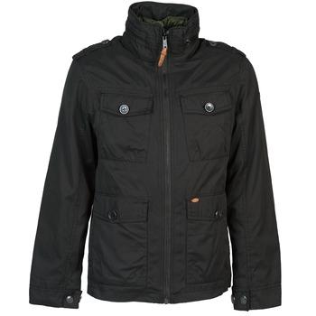 Textiel Heren Wind jackets Esprit MUNOZ Zwart