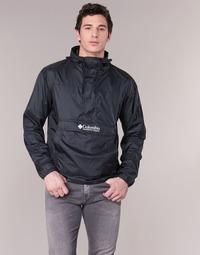Textiel Heren Windjacken Columbia CHALLENGER Zwart