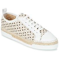 Schoenen Dames Lage sneakers Sonia Rykiel 622348 Wit