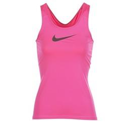 Textiel Dames Mouwloze tops Nike NIKE PRO COOL TANK Roze