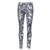 Textiel Dames Leggings Nike PWR LGND TGHT PRNT Grijs / Zwart
