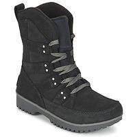 Schoenen Dames Laarzen Sorel MEADOW LACE Zwart
