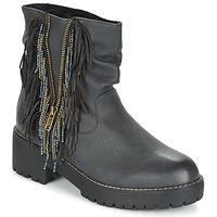 Schoenen Dames Laarzen Coolway BARINA Zwart