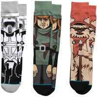 Accessoires Heren Sokken Stance Star Wars Return Of The Jedi
