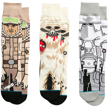 Accessoires Heren Sokken Stance Star Wars Empire Strikes Back