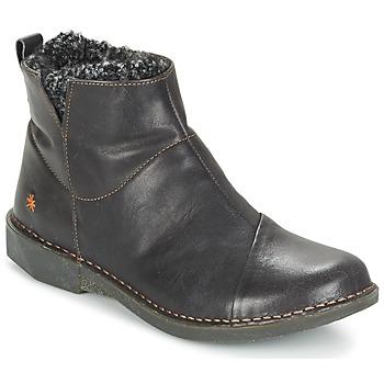 Schoenen Dames Laarzen Art BERGEN Zwart