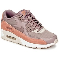 Schoenen Dames Lage sneakers Nike AIR MAX 90 W TAUPE / Roze