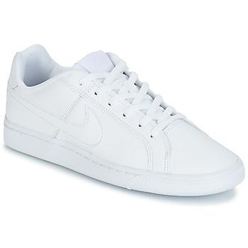 Schoenen Kinderen Lage sneakers Nike COURT ROYALE GRADE SCHOOL Wit