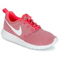 Schoenen Meisjes Lage sneakers Nike ROSHE ONE GRADE SCHOOL Roze / Wit