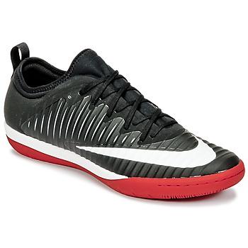 Schoenen Heren Voetbal Nike MERCURIALX FINALE II IC Zwart / Wit / Rood