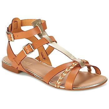Schoenen Dames Sandalen / Open schoenen Bocage JARET Cognac
