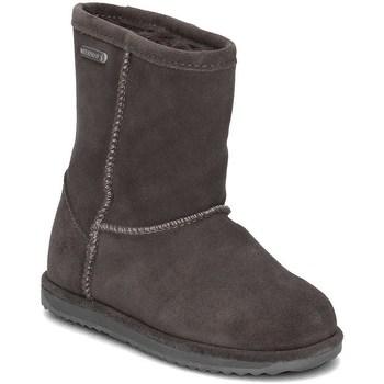 Schoenen Dames Laarzen EMU Australia Australia Brumby LO Graphite