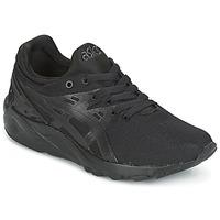 Schoenen Kinderen Lage sneakers Asics GEL-KAYANO TRAINER EVO Zwart