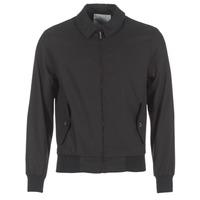 Textiel Heren Wind jackets Casual Attitude HIBERNA Zwart