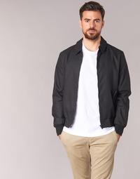 Textiel Heren Wind jackets Casual Attitude IHIBERNA Zwart