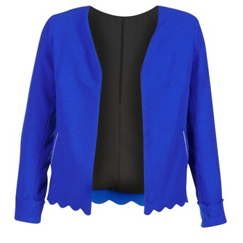 Textiel Dames Jasjes / Blazers Betty London GABRIELA Blauw