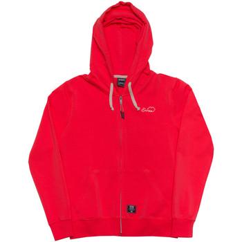 Textiel Heren Sweaters / Sweatshirts Errea Sweat à Capuche Zippé  Kerstin Giubbino Donna corail