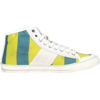 Schoenen Dames Lage sneakers Date TENDER HIGH-93 Yellow