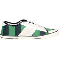 Schoenen Dames Lage sneakers Date TENDER LOW-32 Black/Green