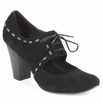 Schoenen Dames pumps Sans Interdit ELINE Zwart