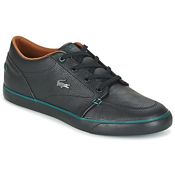 Schoenen Heren Lage sneakers Lacoste BAYLISS 1 Zwart