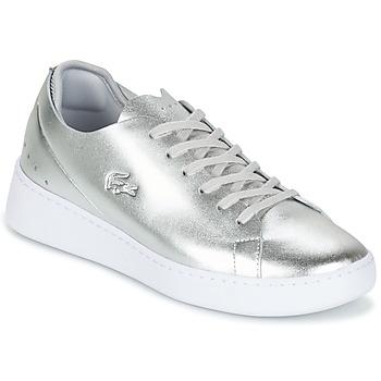 Schoenen Dames Lage sneakers Lacoste EYYLA Zilver