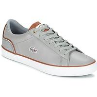 Schoenen Heren Lage sneakers Lacoste LEROND 3 Grijs / Brown