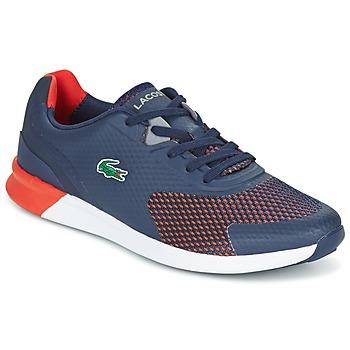 Schoenen Heren Lage sneakers Lacoste LTR.01 Marine / Rood