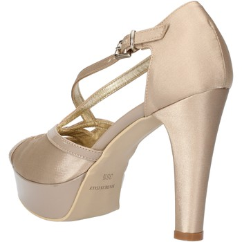 Schoenen Dames Sandalen / Open schoenen Sergio Cimadamore Sandales AF482 Beige