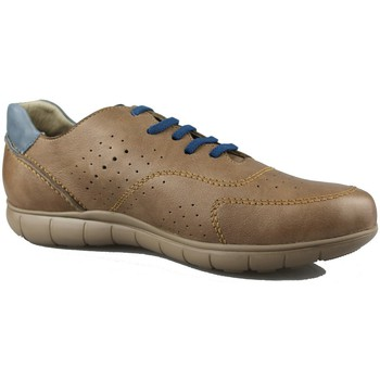 Schoenen Heren Lage sneakers CallagHan WILD HORSE TAUPE