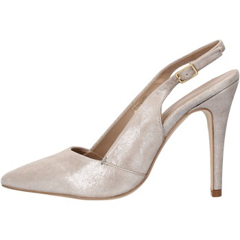 Schoenen Dames Sandalen / Open schoenen Carmens Padova AF503 Gris