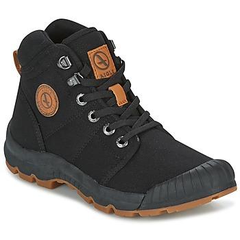 Schoenen Dames Hoge sneakers Aigle TENERE LIGHT W Zwart