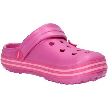 Schoenen Jongens Sandalen / Open schoenen Everlast Sandales AF849 Rose