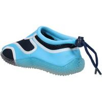 Schoenen Jongens Sneakers Everlast Baskets AF852 Bleu