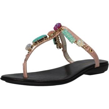 Schoenen Dames Sandalen / Open schoenen Cesare P. By Paciotti AF935 Rose
