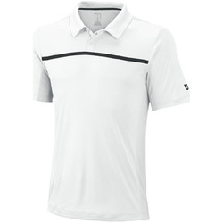 Textiel Heren Polo's korte mouwen Wilson M Team Polo Wit