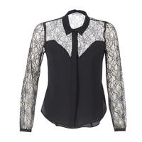 Textiel Dames Overhemden Morgan RESTY Zwart