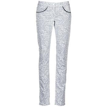 Textiel Dames 5 zakken broeken Kookaï FEMIE Beige / Zwart