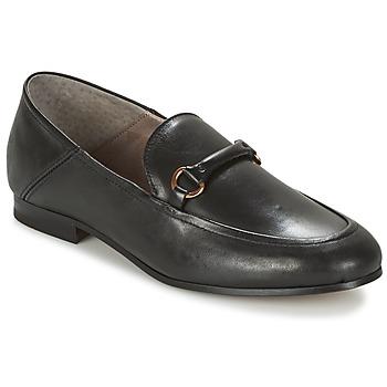 Schoenen Dames Mocassins Hudson ARIANNA Zwart