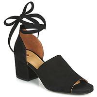 Schoenen Dames Sandalen / Open schoenen Hudson METTA Zwart